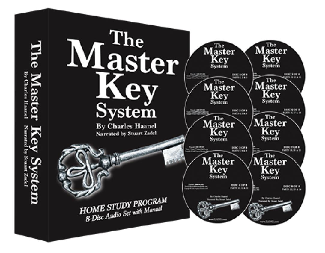 The Master Key System Home Study Program