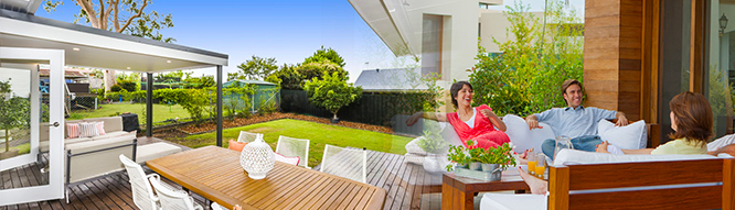 Make The Outdoor Space Entertaining