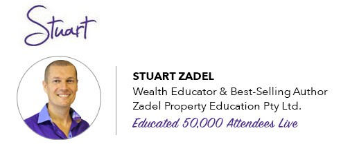 Stuart Zadel Email Signature
