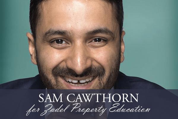 Sam Cawthorn Zadel Property Education